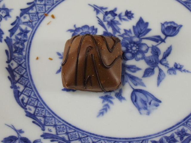 ロイヤルチャーム チョコ味 中身1