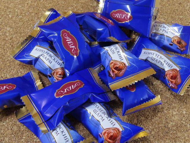 ロイヤルチャーム チョコ味 個包装