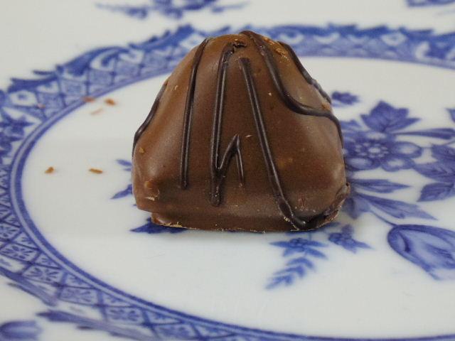 ロイヤルチャーム チョコ味 中身2
