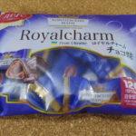 ウクライナのお菓子:ABK「ロイヤルチャーム チョコ味」を食べる!