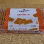 ベルギーのお菓子:「ポピーズ カラメルビスケット」を食べる!