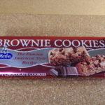 オランダのお菓子:「メルバ ブラウニークッキー」を食べる!